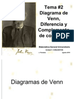 36681151 Tema 2 Diagrama Venn Diferencia y Complemento de Conjuntos
