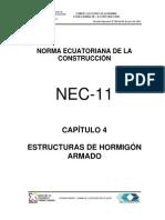 Nec2011 Hormigon Armado - Oct31