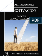 Michael Bocanegra | La Motivación, Base de una Vida Exitosa
