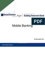 Next Generation Mobile Banking