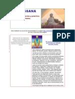 Meditación - PME