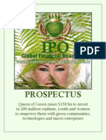 Queen of Green IPO Prospectus QOG