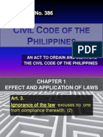 4.CivilLaw Obligations
