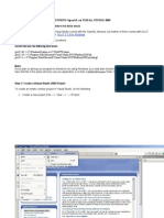 Running Opengl on Visual Studio 2005