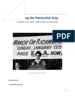 Breaking the Patriarchal Grip Full