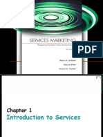 Service Marketing Lecture of Chapter 1 (4th Edition)