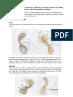 Supplement to String bag patterns