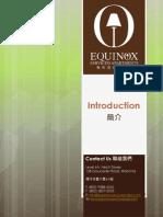 Introduction Equinox