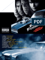 Digital Booklet - Fast and Furious