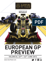 European GP Preview