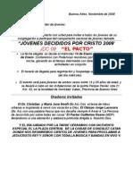 JDC09 El Pacto