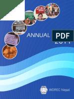 Annual Report 2011 WOREC
