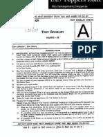 Civil Spre 2012 Paper i i Qp