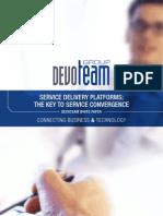 Devoteam SDP (Service delivery Platform) white paper