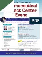iir pharma conference brochure