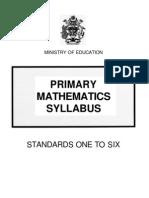 Maths Primary Soloman Island