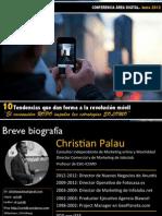 10 Tendencias que dan forma a la revolución móvil