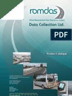 12-05-02 ROMDAS Product Catalogue