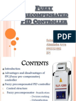 Fuzzy Precompensated PID Controller-Akanksha
