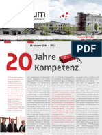 LS Newsletter 01 2012 Deutsch