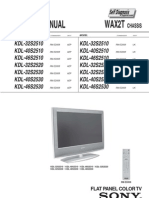 Wax2t Sony Kdl-40s2530