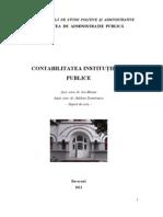 Suport Curs Contabilitatea Instit Publice