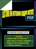 Interior Guard Duty Ms-1