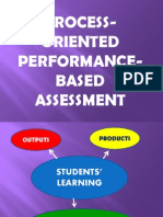 Process-Oriented Performance-based Assessment Part 1 (1)
