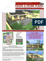 2 Bedroom Detached-Gideon Abochie Designs