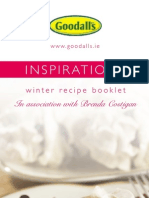 27893211 Goodall s Inspirations Winter Recipe Booklet