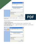 Menghilangkan Tampilan Page Pada Excel