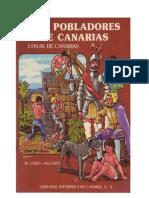 Los Pobladores de Canarias
