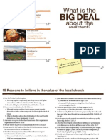 Big Deal Small Church