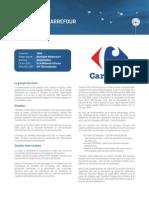 Etude de Cas Carrefour - Comarch EDI
