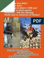 An Ideology That Kills!! 26/11,Mumbai Jehadi Terrorist Attacks