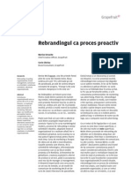 GRAPEFRUIT - Rebrandingul CA Proces Proactiv