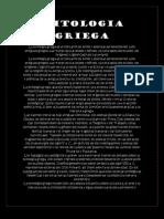 Mitologia Griega Word