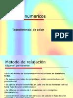 Métodos numericos conduccion