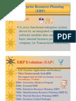 Enterprise Resource Planning (ERP) ABAC April 6-2008