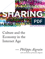 Culture and Economy in the Internet Age by Philippe Aigrain