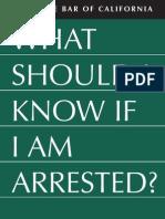 Pamphlets Arrested English