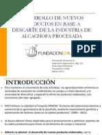 Proyecto alcachofas