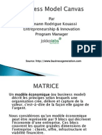 Cours Business Model Canvas