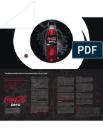 The Coca Cola Zero story. Just get it done