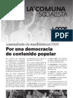 La Comuna Socialista Abril 2012 (2)