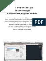 Criar Um Arquivo PDF a Partir Do AutoCAD