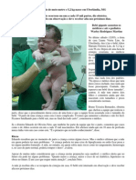 12-05-2012 Bebe Gigante Nasce Em Uberlandia