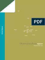 Observatorio Pyme - Informe Regional SanJuan 2011