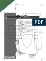 Kenwood KW 85 Air Conditioner