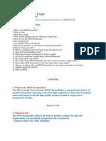 DERMAROLLER FAQS